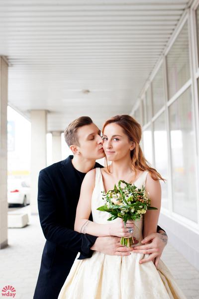Екатерина Решетникова и Максим Нестерович поженились: фото