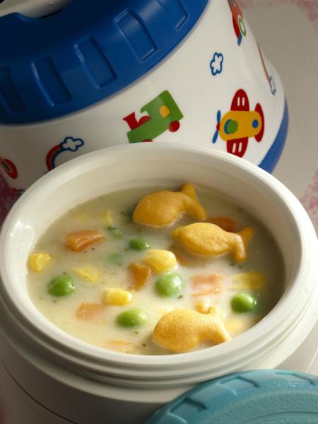Детское меню: суп фото
