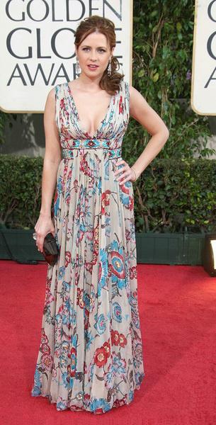 Дженна Фишер (Jenna Fischer) в платье от Zuhair Murad