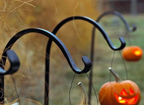 Как украсить дом к Хэллоуину: 20 идей