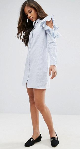 Платье-рубашка Missguided Tall, фото