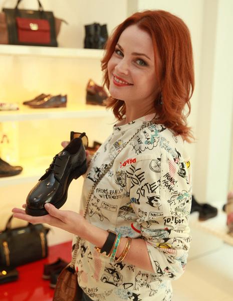 Marie Claire провел осенний фестиваль Shoes First в ГУМе | галерея [1] фото [7]