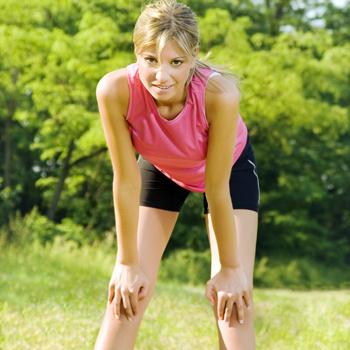 Хотите, чтобы ваши колени сказали вам спасибо? Делайте регулярную пробежку и не полнейте.