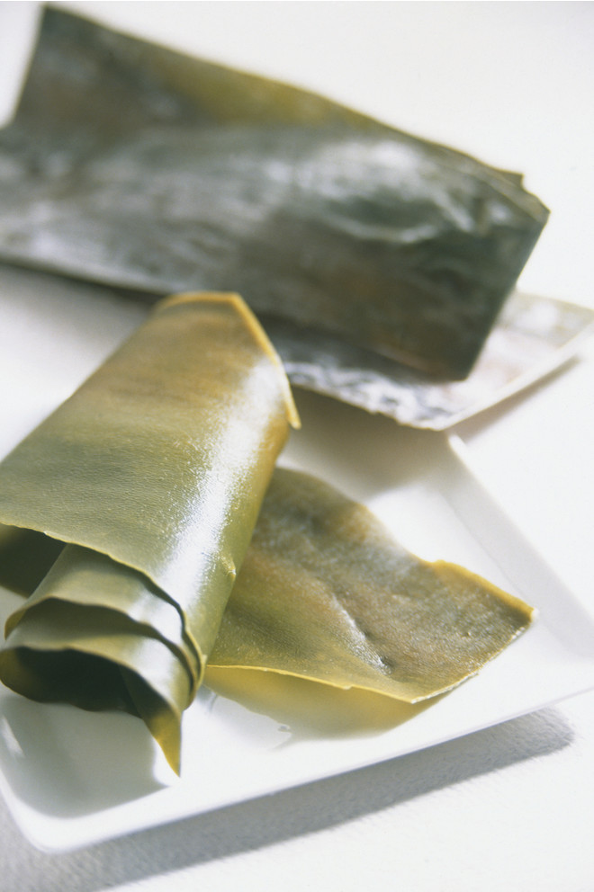какие витамины содержатся в морской капусте