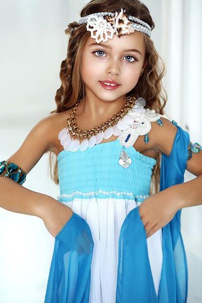 Даша Крейс самые красивые девочки-модели