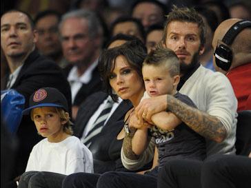 Семья Бекхэмов с нетерпением ждет концерта Джастина Бибера.