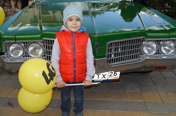 Ставрополь, День города 2014, лица Дня города