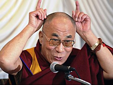 Далай-лама предпочитает в качестве духовного лидера буддистов девушку