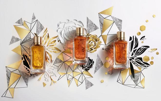 В ГУМе стартовала продажа коллекции ароматов Lancôme