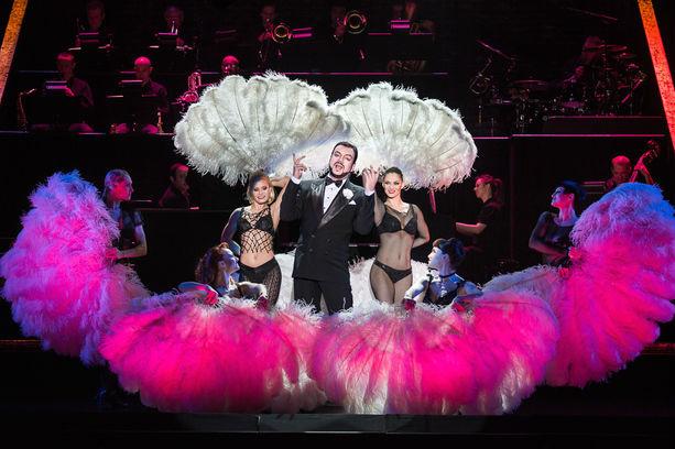 Филипп Киркоров в мюзикле «Чикаго»