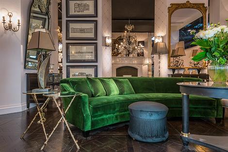 Мягкой посадки: диван от Mis en Demeure | галерея [1] фото [4]