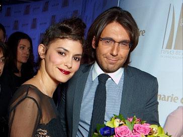 Одри Тоту (Audrey Tatou) и Андрей Малахов
