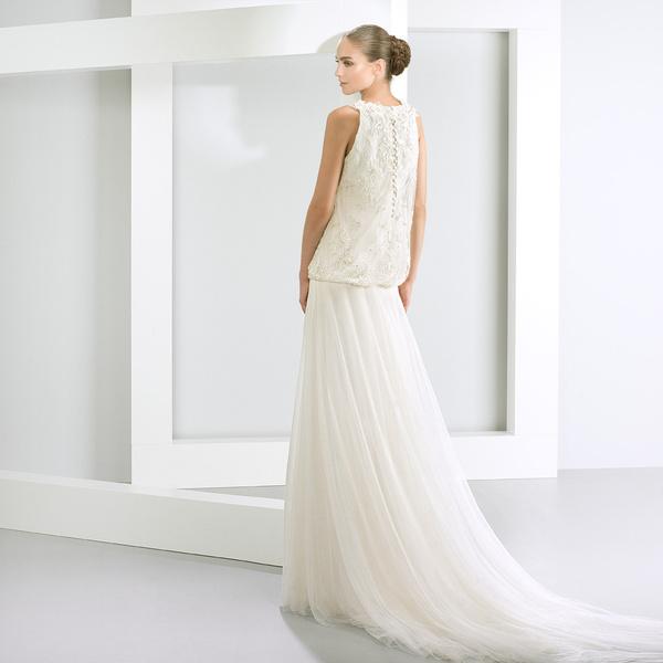 ЗАМУЖ НЕВТЕРПЕЖ: 10 самых красивых свадебных коллекций сезона | галерея [3] фото [4]