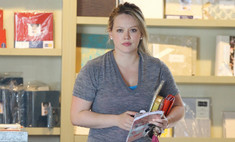 Хилари Дафф пытается похудеть после родов