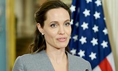 Анджелина Джоли пытается набрать вес, чтобы спасти брак