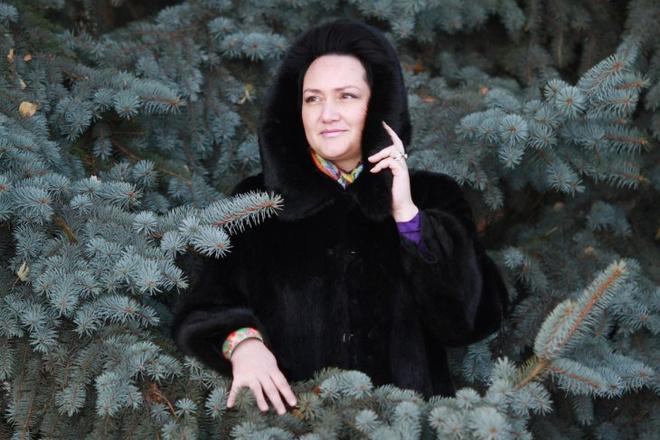 Лариса Маловицкая, финалистка конкурса «Мисс Пышка-2016»