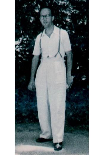 «Мой дедушка был денди»
