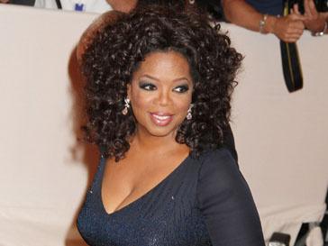 Опра Уинфри (Oprah Winfrey) - хозяйка телеканала