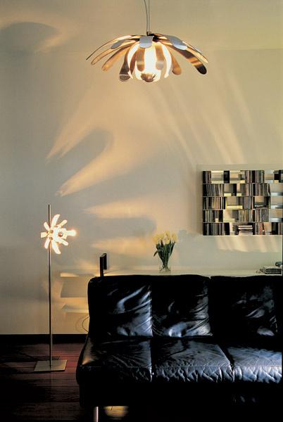 Светильники потолочные подвесные
