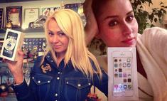Российские звезды уже успели оценить новый iPhone 5S