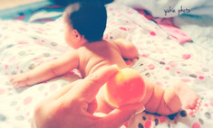 Попка-персик: новый флешмоб у японских мам