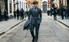 Модный сезон: мужской гардероб