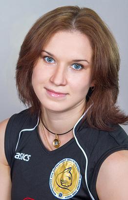 Омск, спорт, самые красивые спортсменки, ВК «Омичка», Юлия Кутякова