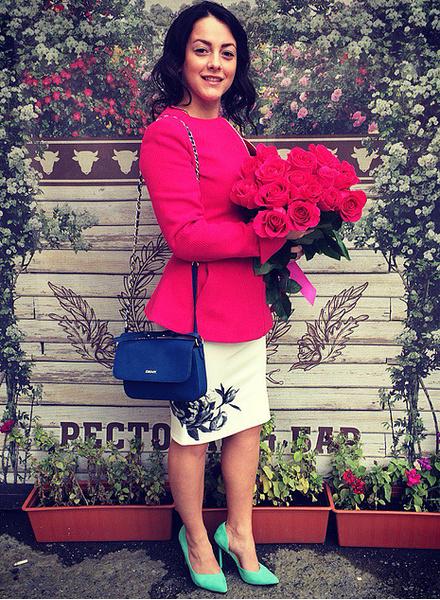 Мария Болдырева, стюардесса, фото