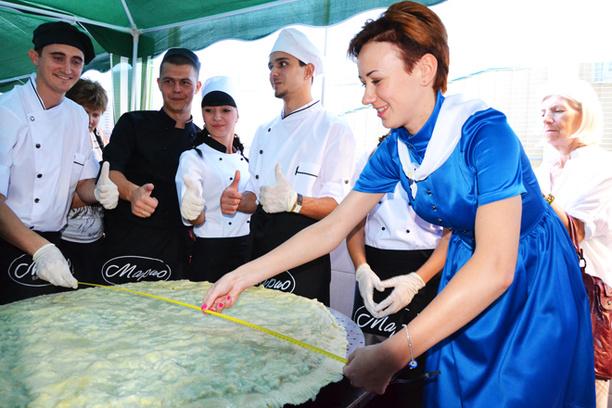 День города Волгоград 2014