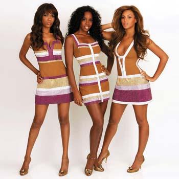 Бейонсе в составе группы Destinys Child.