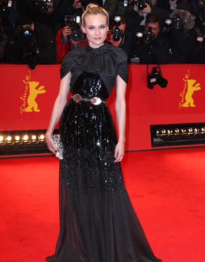 """Диана Крюгер (Diane Kruger) на премьере фильма """"Прощай, моя королева"""""""