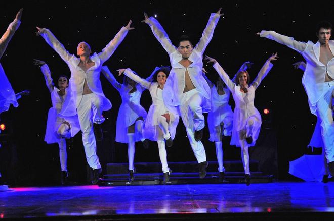 Артисты балета Flexx