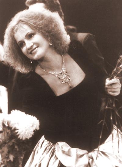 София Ротару в 70-х годах.