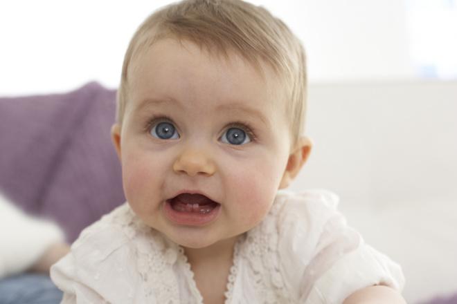 все ли зубы у детей молочные
