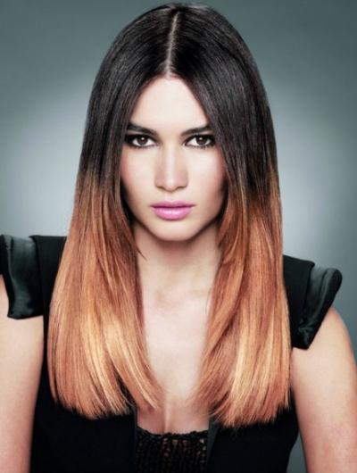 Уже несколько сезонов в парикмахерском мире существует высокий спрос на окрашивание волос техникой омбре.