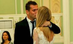 Жена Кержакова взяла его фамилию