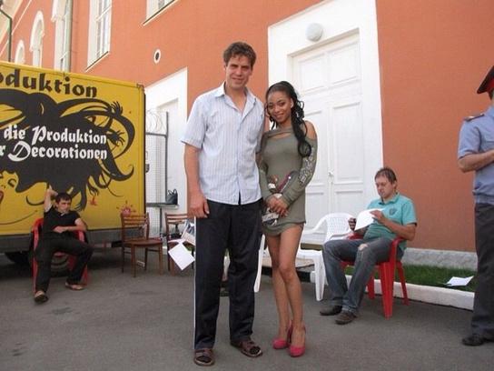 Дом-2 Либерж Кпадону о разводе с Рудневым