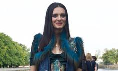 Беременная Елена Исинбаева вышла в свет