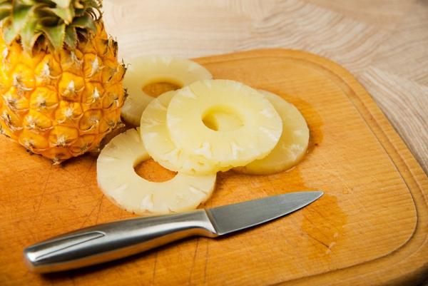 Диетические свойства ананаса