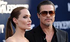 Значит, война: Джоли не хочет мириться, Питт заберет детей себе