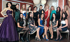 Конкурс красоты «Миссис Сибирь» в Кемерово