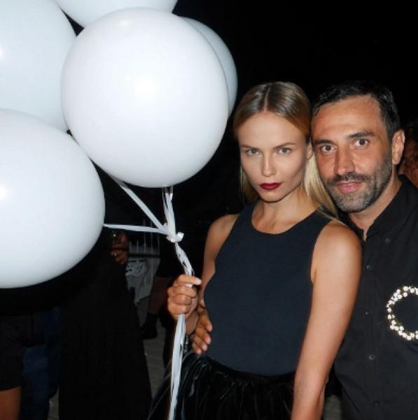 Наташа Поли и Рикардо Тиши