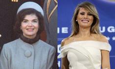 Эволюция стиля: как одевались самые модные первые леди США