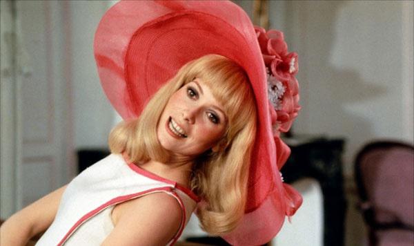 "Кадр из фильма ""Девушки из Рошфора"", Жак Деми, 1967"