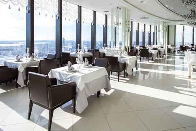 Ресторан «Вертикаль», фото