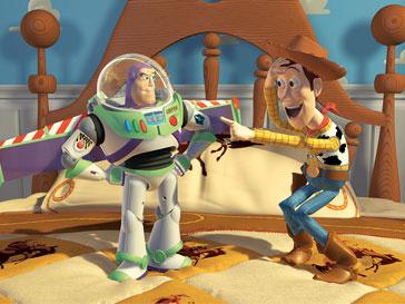 """Герои мультфильма """"История игрушек"""" (Toy Story)"""