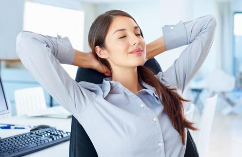 Небольшие передышки помогут контролировать уровень гормона стресса, а вместе с ним и вес.