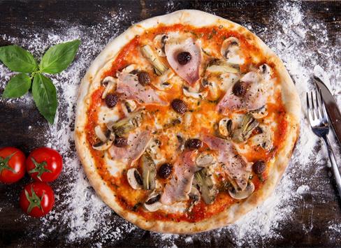 Пицца капричоза: рецепт