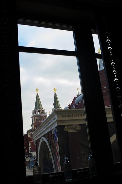 В отеле Four Seasons Hotel Moscow открылся «Московский Бар» | галерея [1] фото [1]