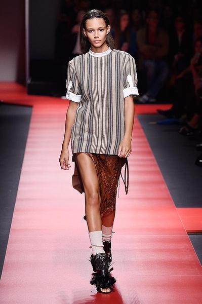 Неделя моды в Милане: день первый   галерея [2] фото [9]